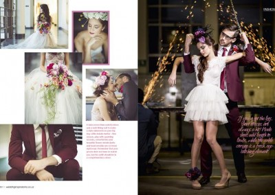 Wedding Inspirations Frankenstein 2