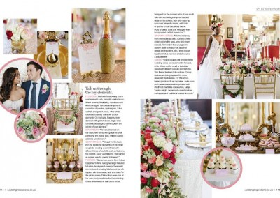 Wedding Inspirations Smitten With Sparkle 2