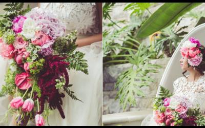 Cisca Boudior & Bridal Portrait {Shoot}